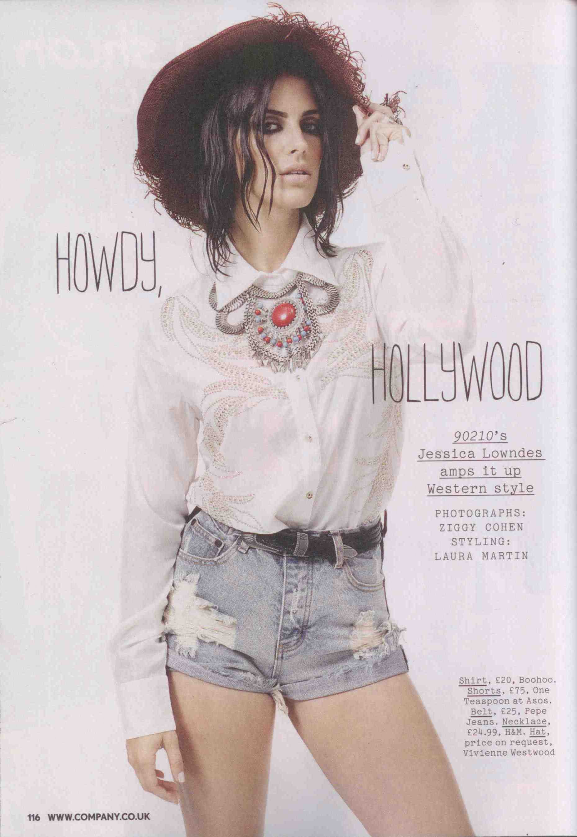 Company Magazine Young Hollywood