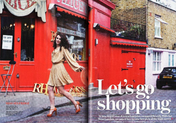 Cosmo UK July 2011