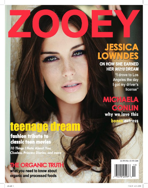 ZOOEY Cover Shoot