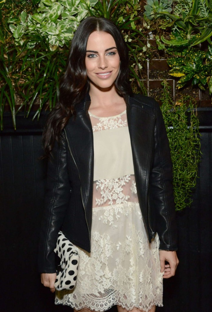 Jessica Lowndes at the 2014 BLANKNYC Celebration