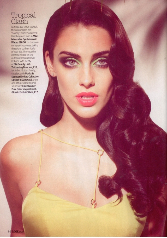 LOOK Magazine July 2012
