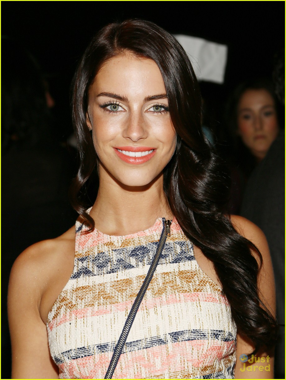 Jessica Lowndes and Jamie Chung at Rebecca Minkoff Show at NYFW