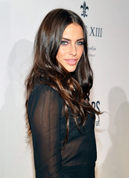 Jessica Lowndes prank featured in Vogue!